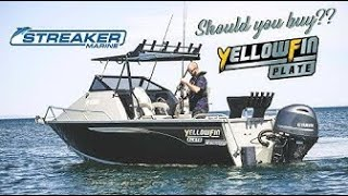 YELLOWFIN 5800 FOLDING HARD TOP REVIEW: MUST WATCH BEFORE BUYING A PLATE BOAT!