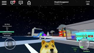 Dog Running in the 90's Meme [ROBLOX]