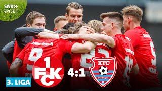 3. Liga: Befreiungsschlag im Abstiegskampf: FCK schlägt Uerdingen | SWR Sport