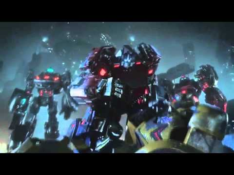 Transformers WFC FOC Tribute: The Humbling River