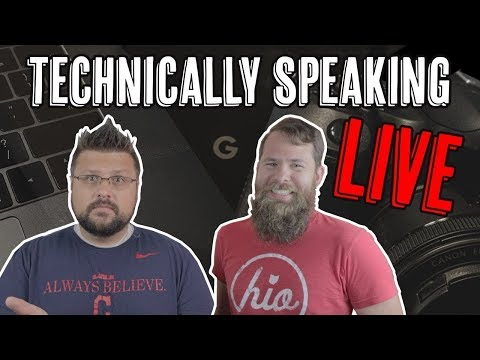 Apple's in Trouble, Tech-spectations and Tesla ICE - Technically Speaking Live - Episode 14