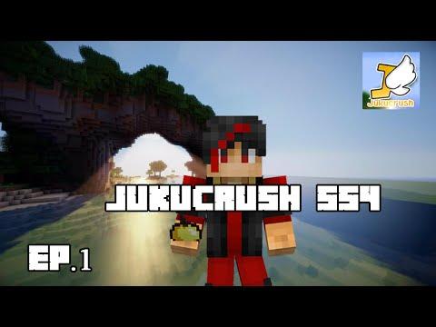 [Minecraft]JukuCrush SS4 Ep.1 ไก่ใต้บ้าน?[072]