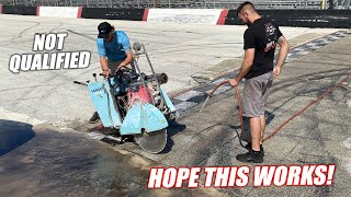 Renovating an Abandoned Racetrack Part 2 - Freedom Factory Timing System is SCREWED!!!