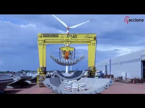 Advantages of concrete wind power towers