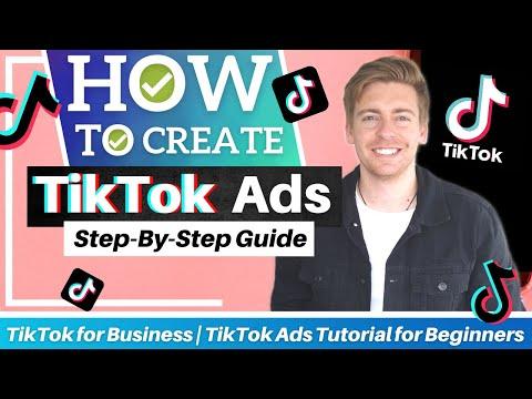 TikTok for Business   TikTok Ads Tutorial for Beginners   How to Advertise on TikTok