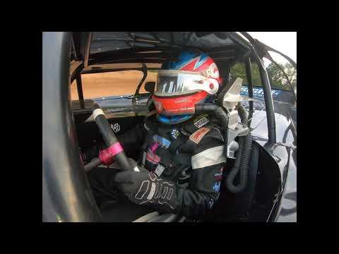 Hunter Rasdon hot laps Crowley's Ridge Raceway 8 30 19
