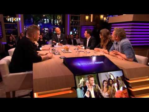 Niet alleen mannenharten kloppen sneller! - RTL LATE NIGHT en streaming