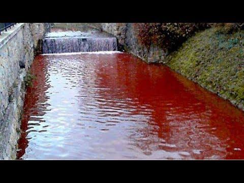 सपने में लाल रंग की नदी देखना