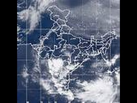 RETREATING MONSOON IN INDIA