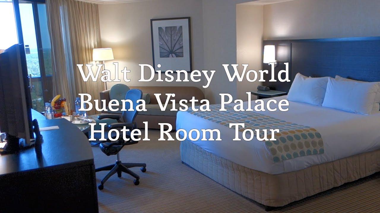 The Disney Hotel Rooms