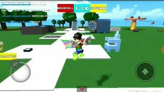 Roblox Ragdoll simulator