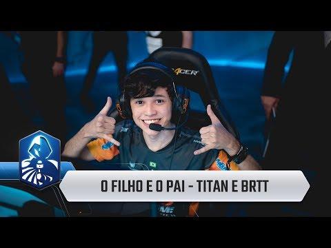 O pai e o filho: brTT comenta as atuações de Titan