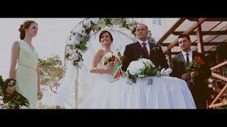 Зажигательное свадебное видео Ани и Вани!