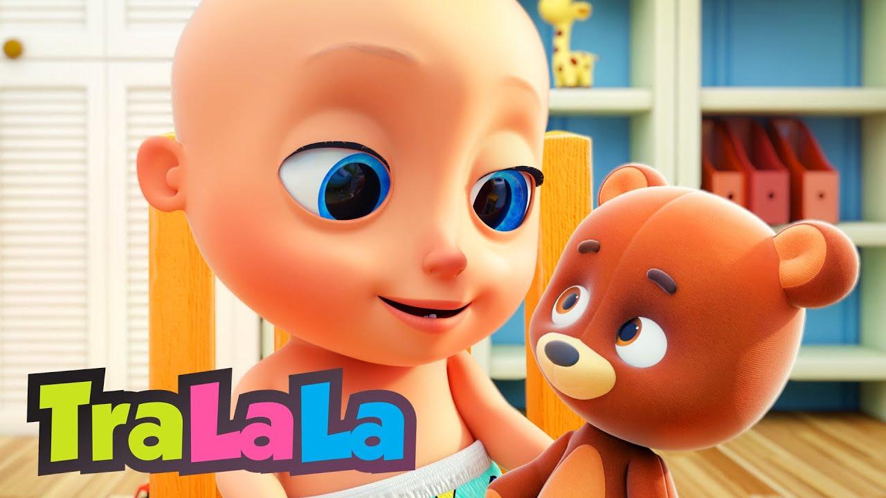 Să ne jucăm împreună! Cântece educative cu jocuri pentru copii de grădiniță | TraLaLa