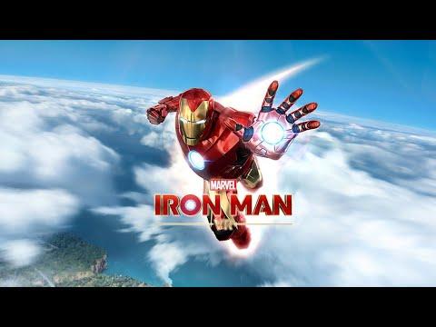 Replay : IRON MAN VR | Demo PSVR Disponible | VR Singe