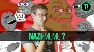 Pepe- Der Alt-Right-Nazi-Meme-Frosch? #SavePepe - TenseInforms