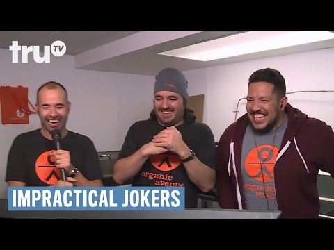 Impractical Jokers - Don't Drink from the Bottle