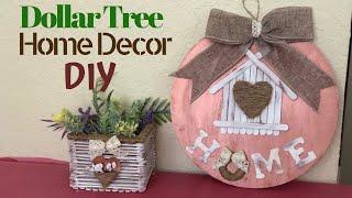 Farmhouse Home Decor Sign