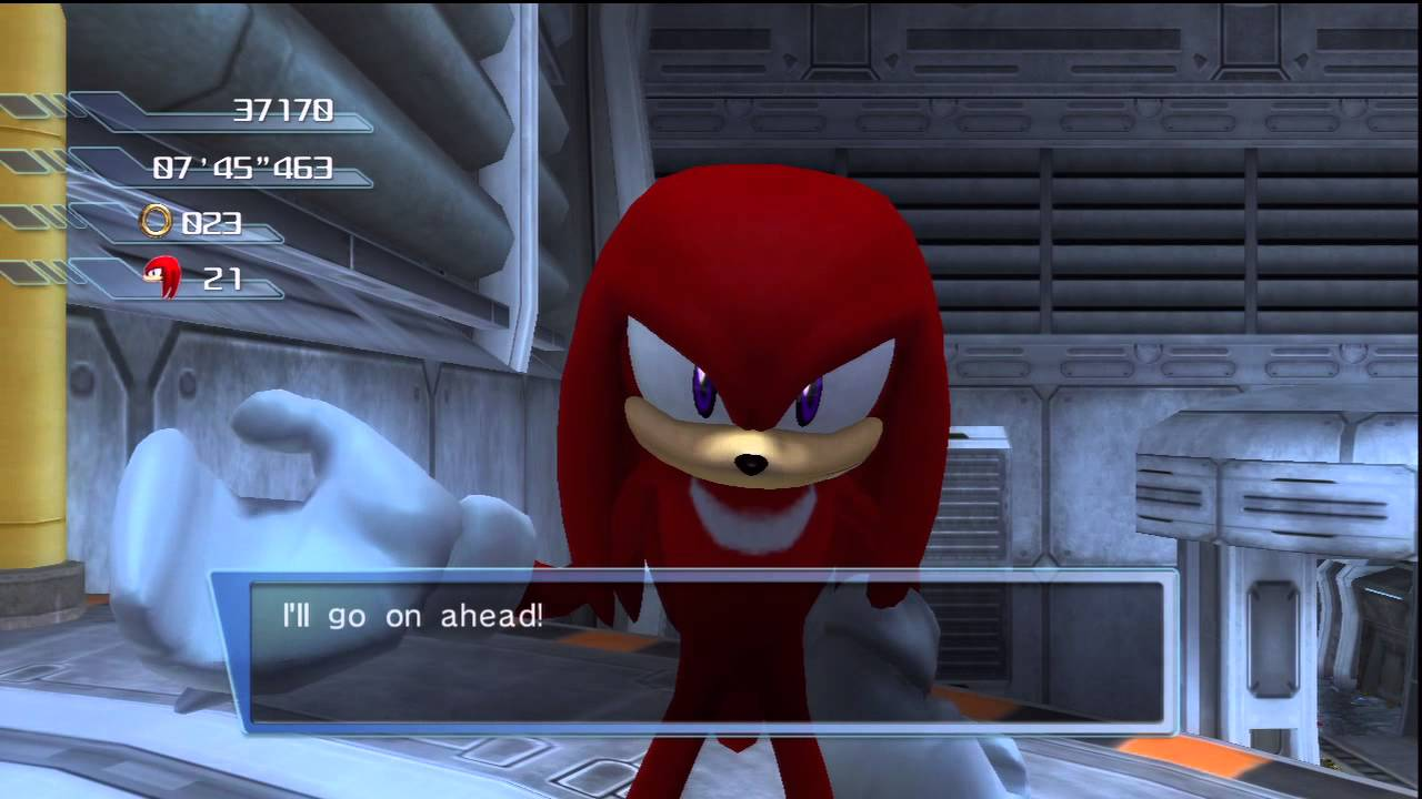 Sonic The Hedgehog 2006 360 Ps3 Gameplay Sonic S Episode Part 4 Youtube