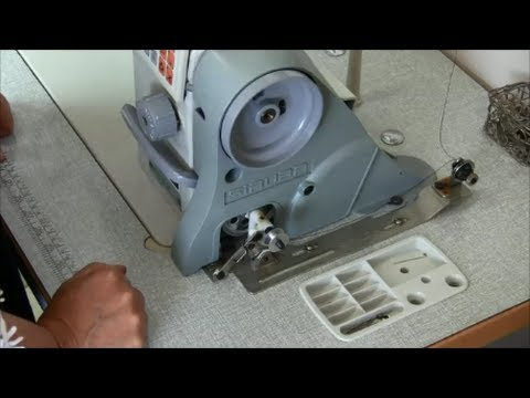 bobby sewing machine