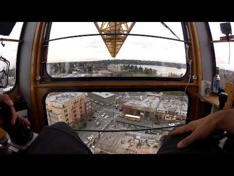 How to Operate a Tower Crane: Trolley Operations