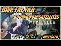 Dive For You / BOOM BOOM SATELLITES 【APPLESEED】【ドラム】【叩いてみた】