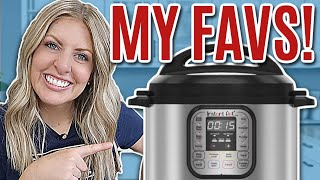 Download 20 of the BEST Things to Make in the Instant Pot - What I ALWAYS Make