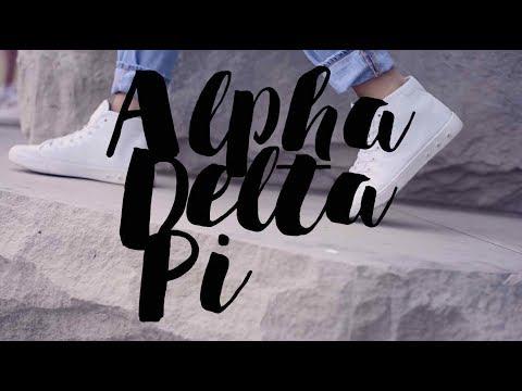Alpha Delta Pi- Indiana University 2018