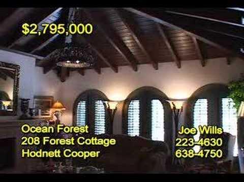 Forest Cottage 208, Sea Island, Georgia, For Sale