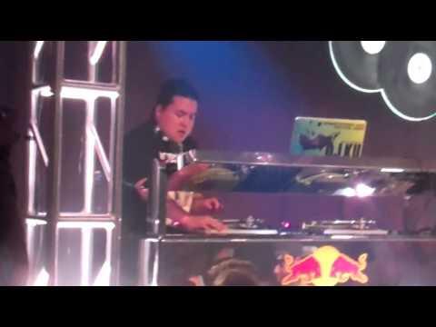 DJ KU RED BULL THRE3STYLE 2012 US SEMI FINALS SET (ORLANDO, FL)