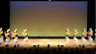 達粋連@徳島市文化センター ~2010.8.13 徳島市選抜阿波踊り大会~