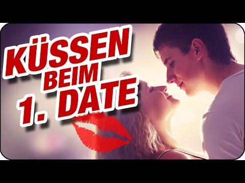 KÜSSEN beim ERSTEN DATE? - Tipps & Tricks wie du zum Kuss kommst! | KUSS TUTORIAL
