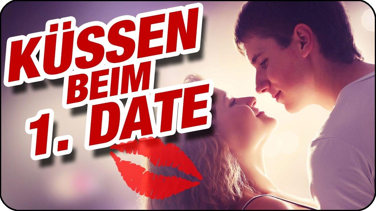 Erste Date Kuss Tipps