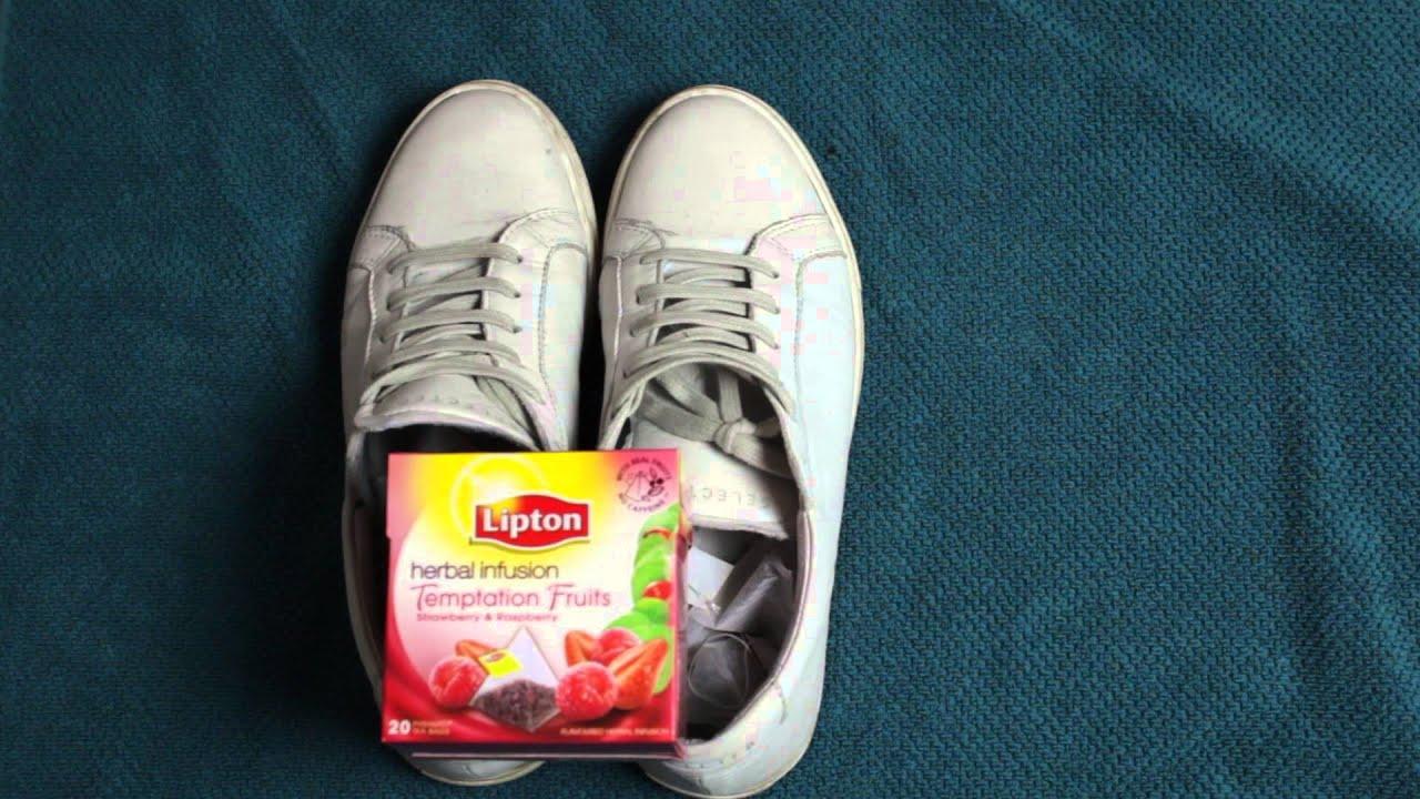 lugt i sko