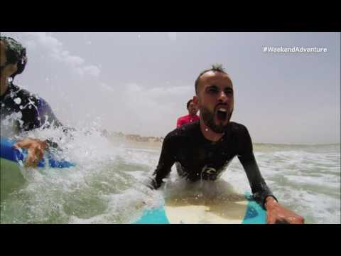 Surfing in Morocco | Weekend Adventure No. 1