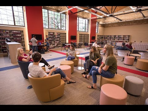 Dunwoody College of Technology Learning Commons and Welcome Center