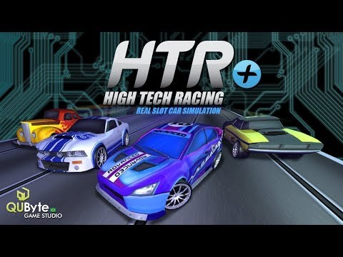 HTR+ Slot Car Simulation - Android Gameplay ᴴᴰ - 동영상