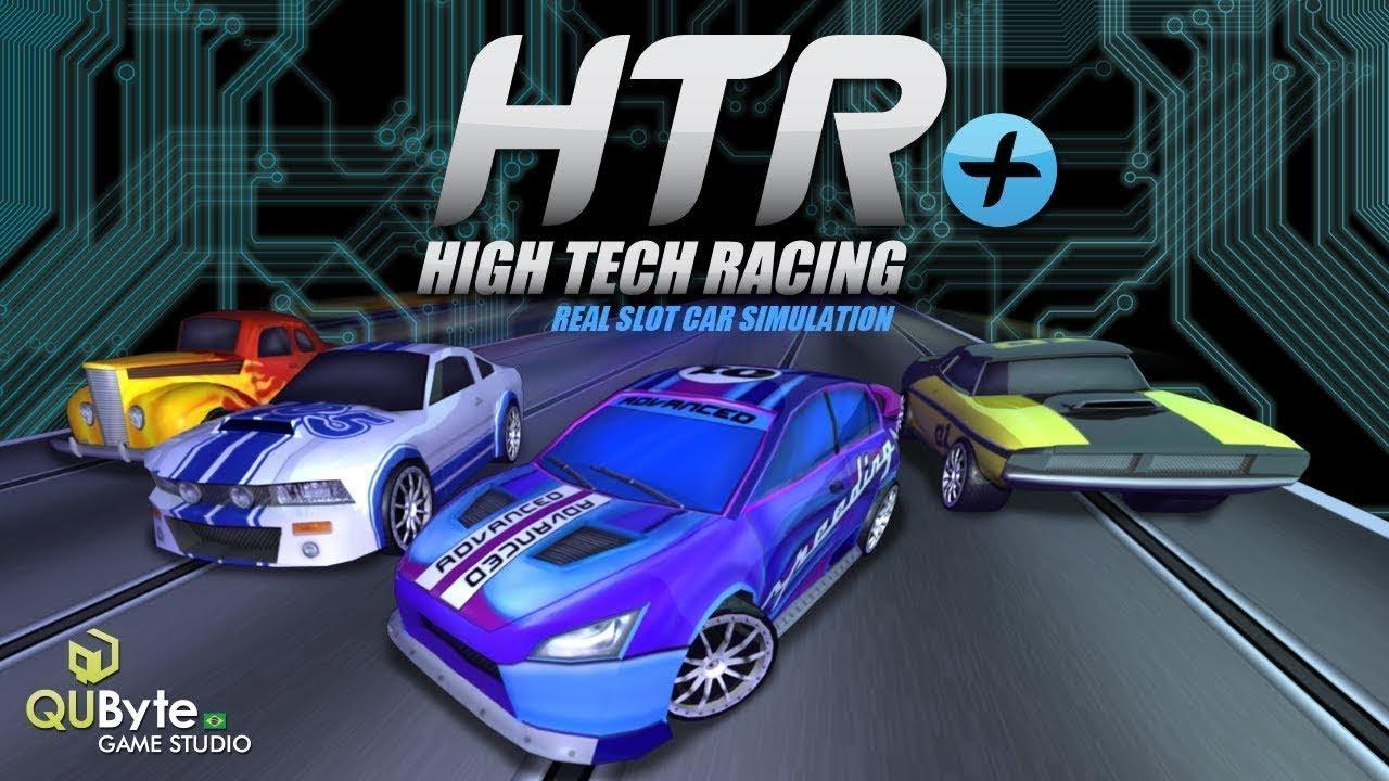 [投稿]HTR+ Slot Racing Simulator (US) PCSE00551