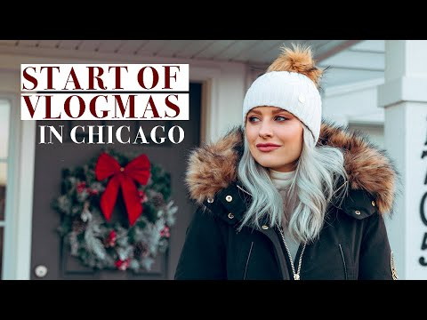 CHICAGO SHOPPING TRIP & THE HOT ONES CHALLENGE | INTHEFROW