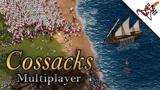 Cossacks Back to War - Felix vs SergiuHellDragoonHQ | Multiplayer Deathmatch [1080p/HD]