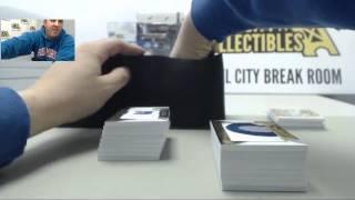 2013 Upper Deck Michael Jordan Master Collection Hobby Box Break #2 1/16/15