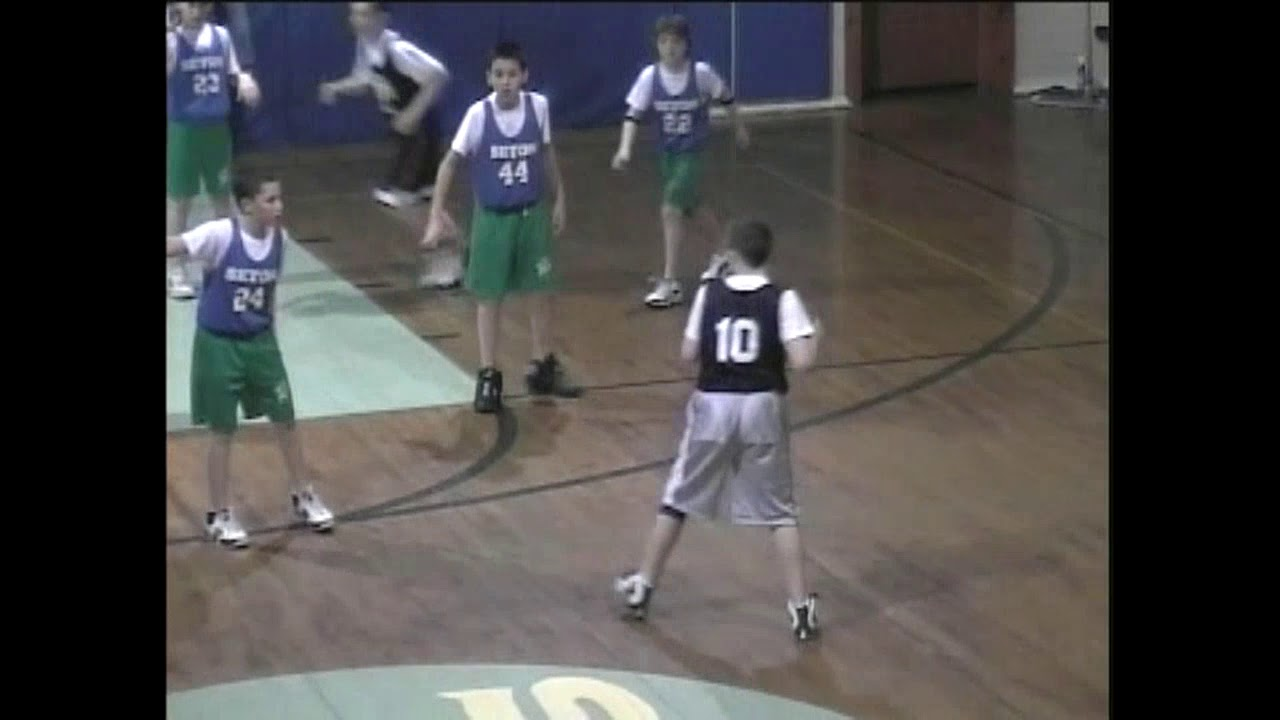 Beekmantown - Seton Boys at SMA - 2008