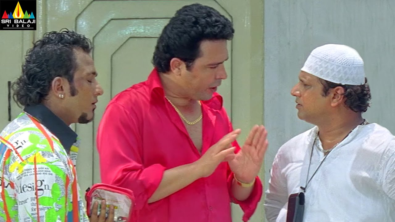 The Angrez 2 Comedy Scenes Back to Back | Ismail Bhai, Saleem Pheku | Sri Balaji Video