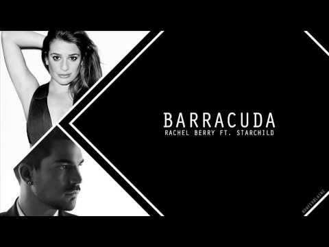 Glee - BARRACUDA - Lyric Video
