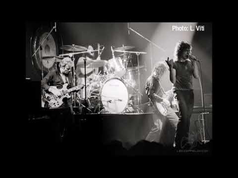 Led Zeppelin - Live in Zurich, Switzerland (June 29th, 1980) - Bluecongo Matrix + FM Radio Broadcast Mp3