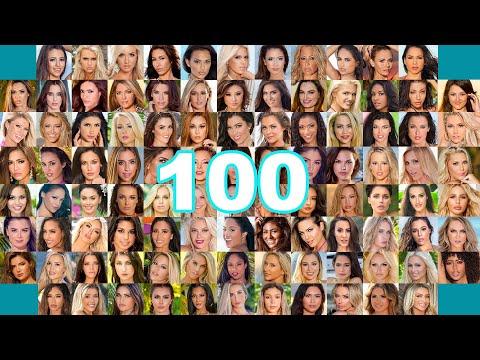 BikiniTeam 100th Model Of The Month Milestone [HD]