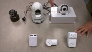 Reach-in Tech equipment explanation