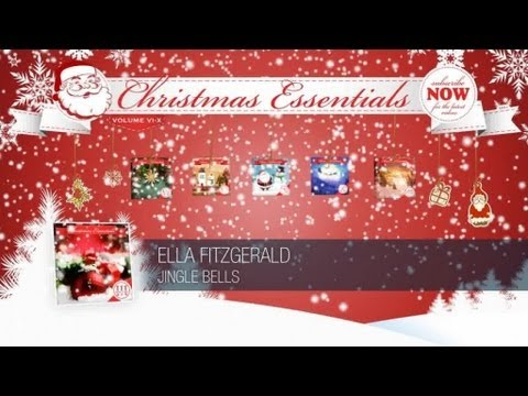 Ella Fitzgerald - Jingle Bells // Christmas Essentials
