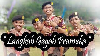 Langkah Gagah Pramuka  -  Kak Mulyana Butto ( Official Video Pramuka )