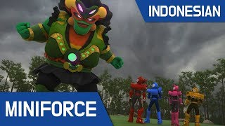 Video [Indonesian dub.] MiniForce S2 EP18 download MP3, 3GP, MP4, WEBM, AVI, FLV Juni 2018